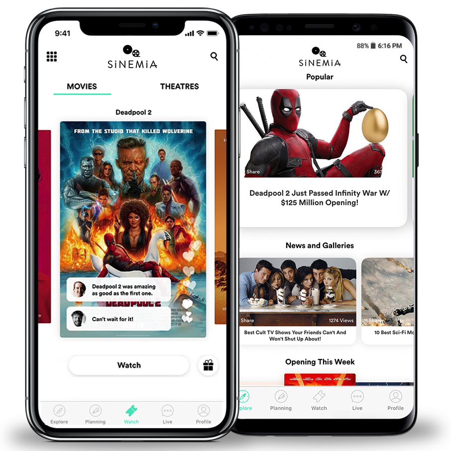 sinemia-apps