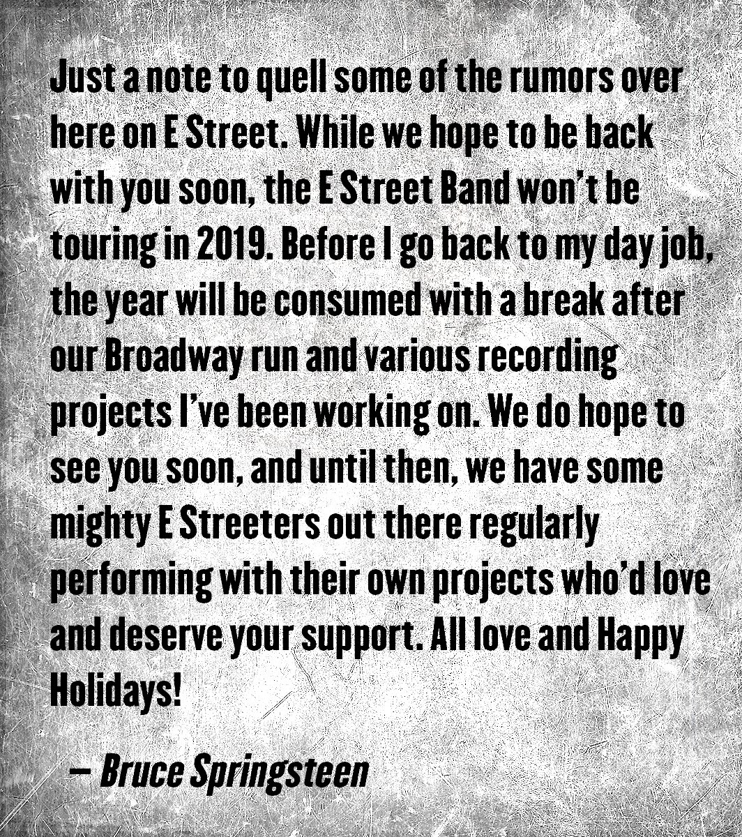 springsteen-2019-statement