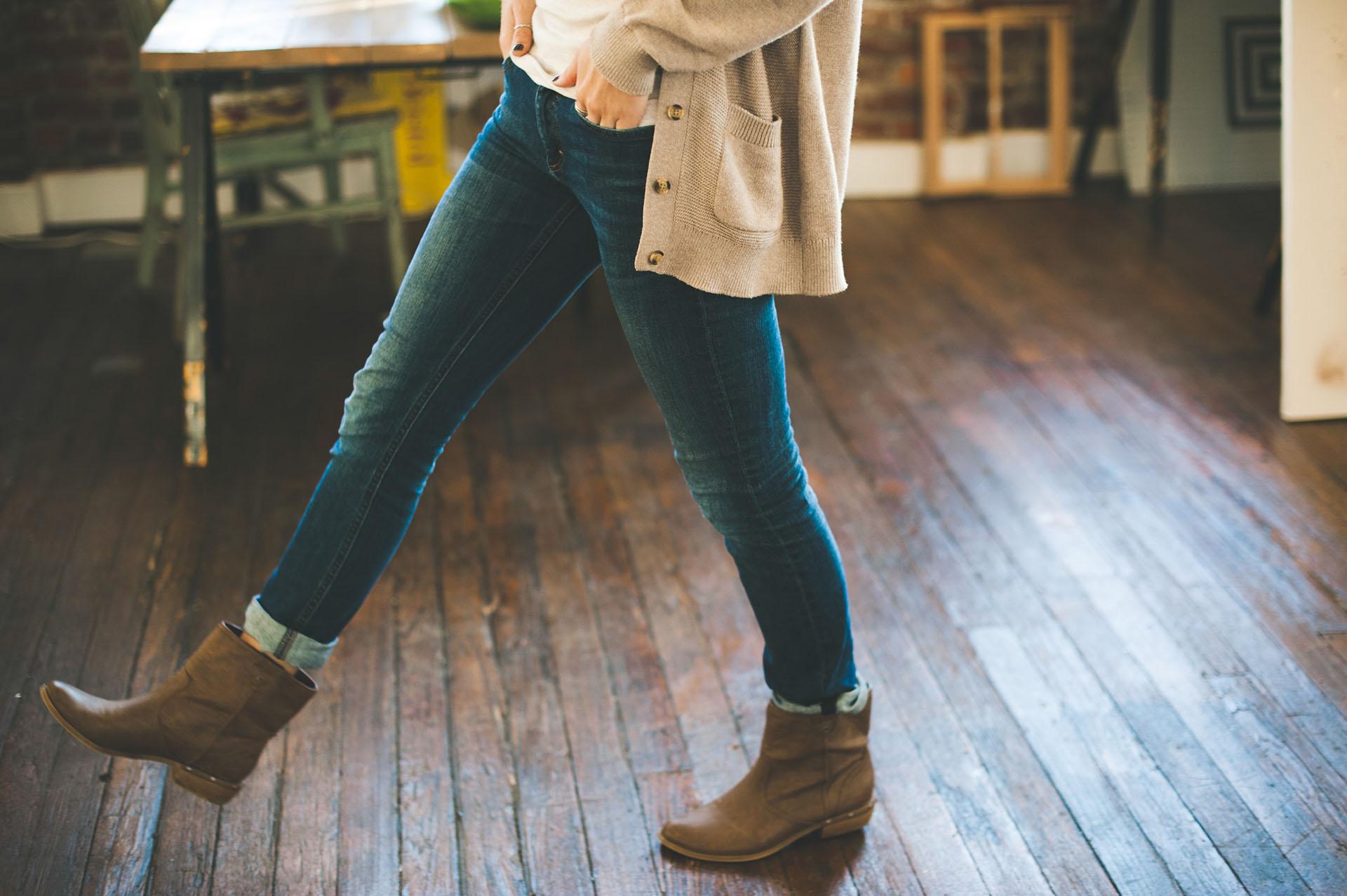 Catchy Jean Wear Trends