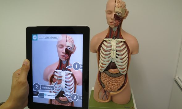 3D Printed in medical