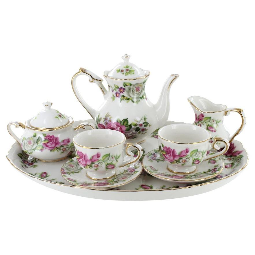 A Teapot Set
