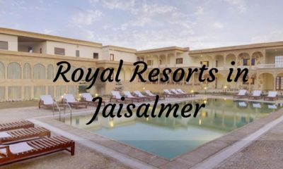 royal resorts in jaisalmer