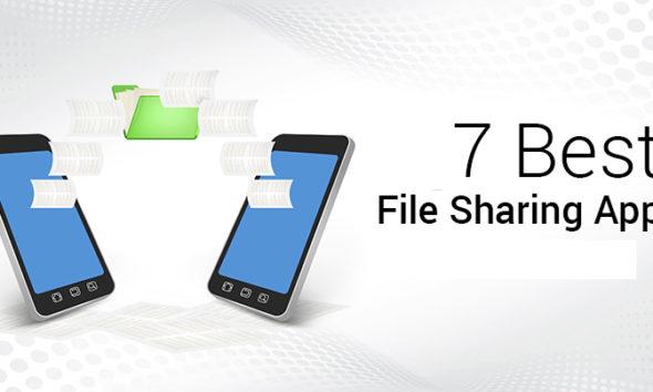 7 Sharing Apps
