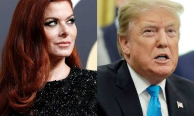 Donald Trump Attacks Debra Messing