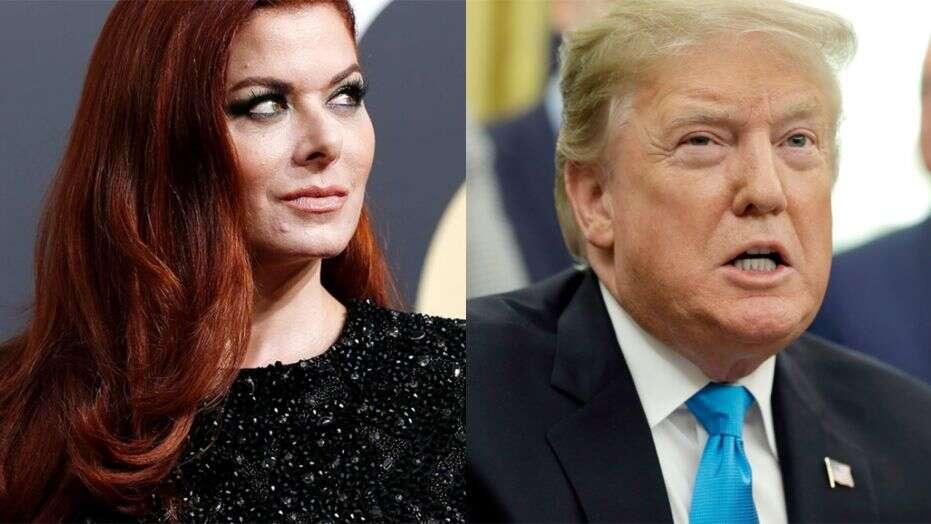 Donald Trump Attacks Debra Messing