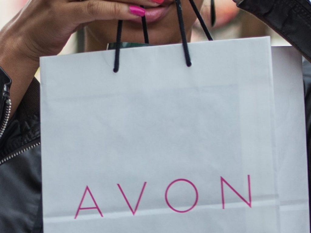 Avon reports big surge in UK sign-ups to be cosmetics sellers