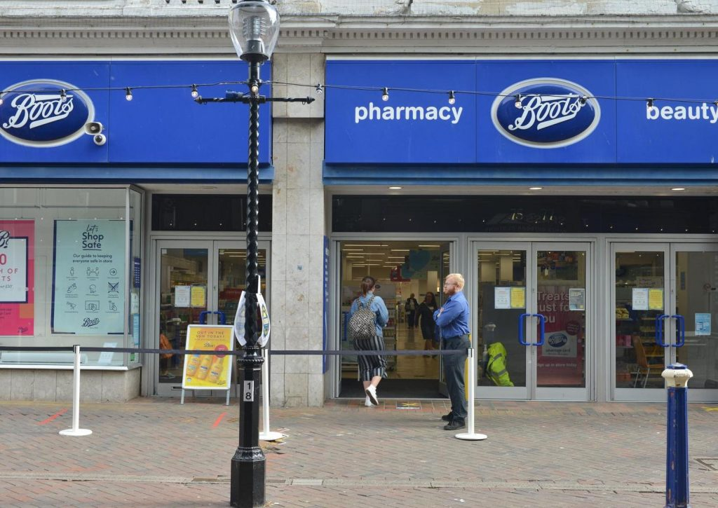 Boots closing 48 stores across the UK with 4,000 jobs cut