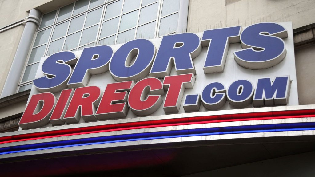 Sports Direct owner issues store closure