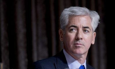 CEO Bill Ackman