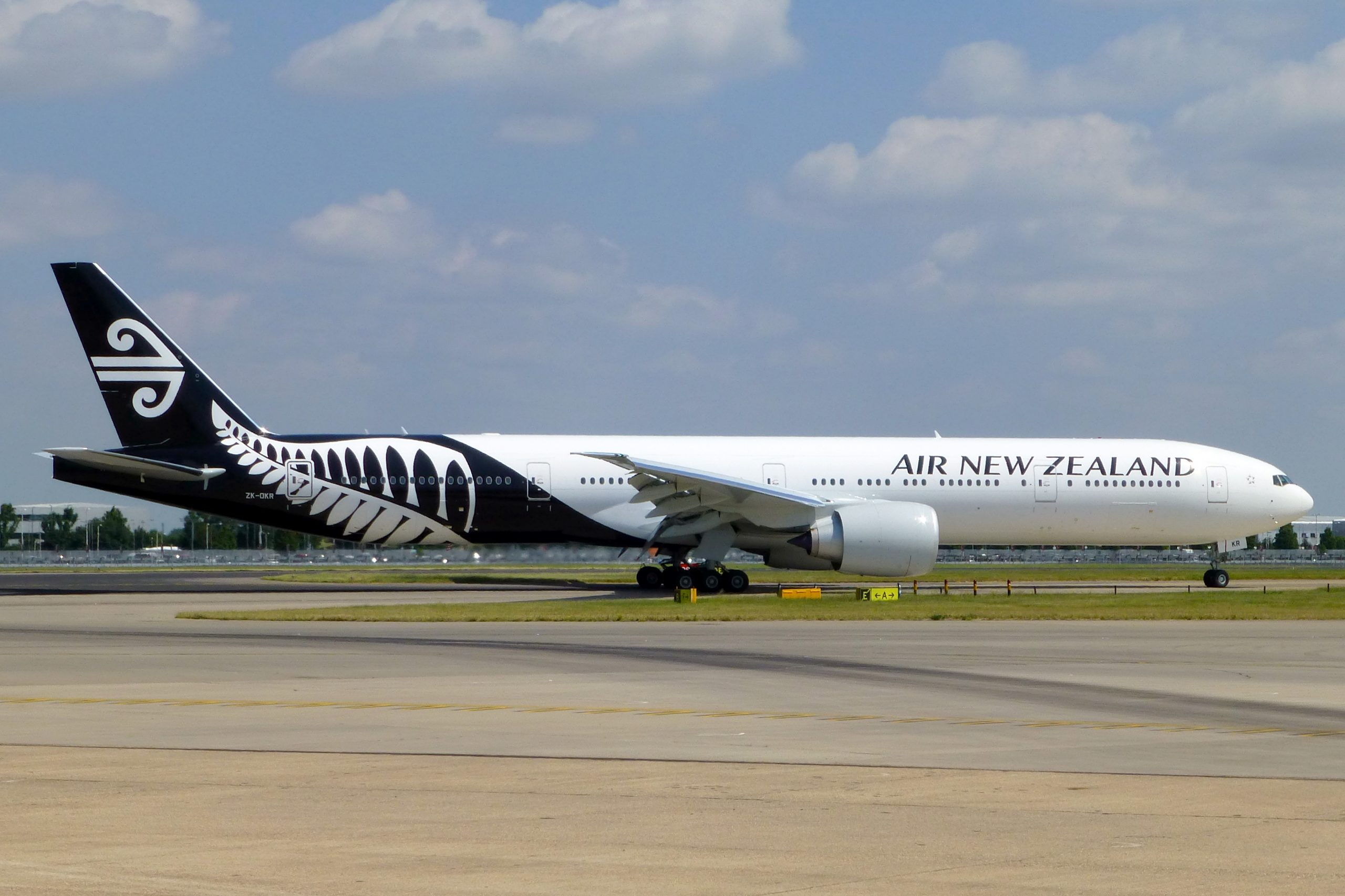 Air NZ starts drawing down