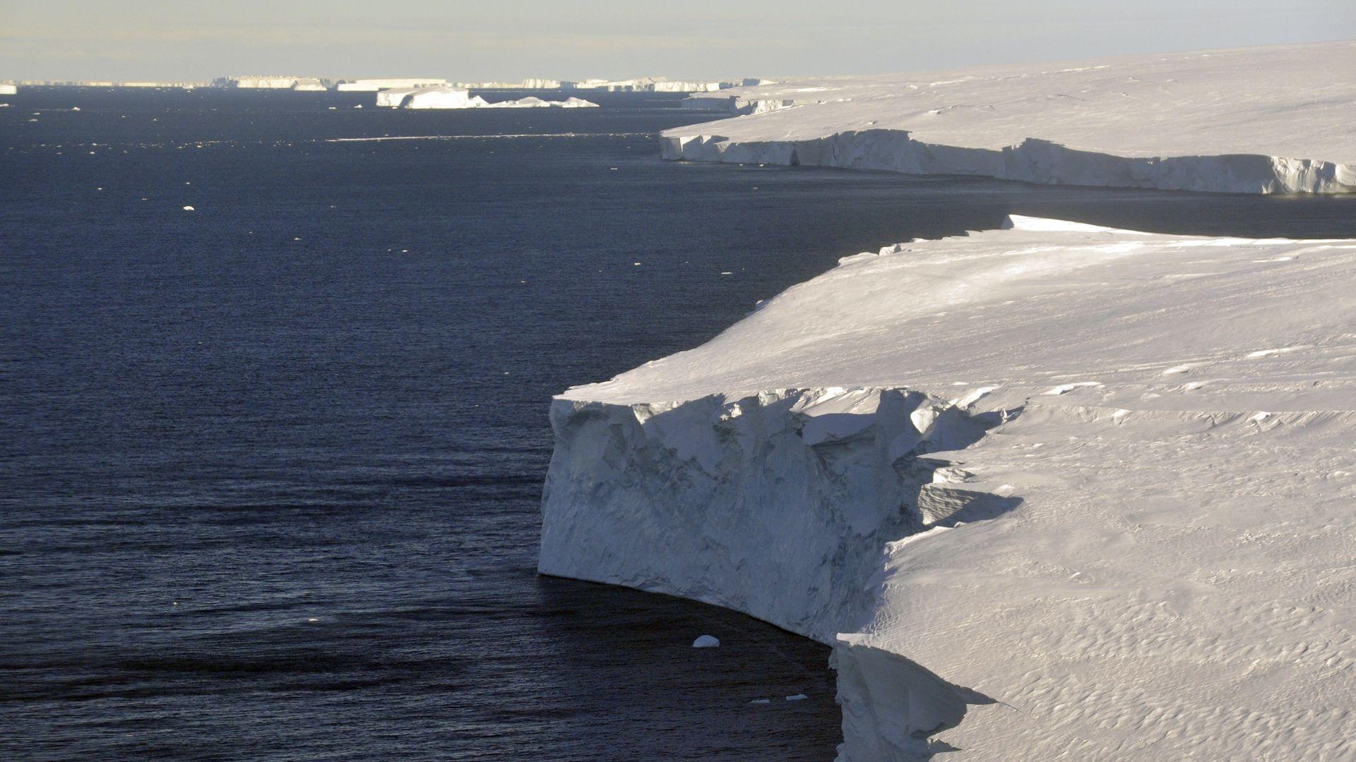 Doomsday Glacier