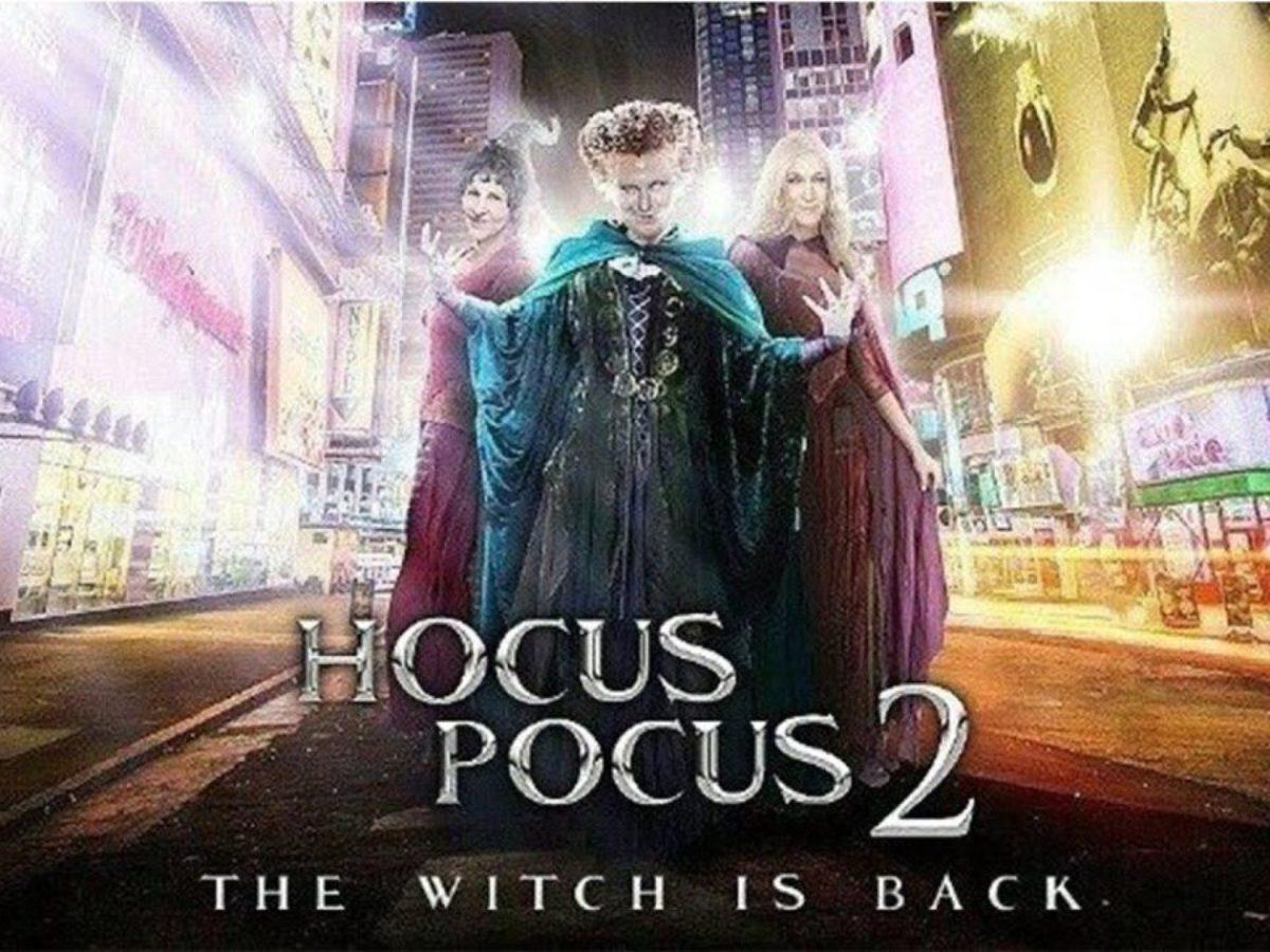 ENTERTAINMENTHocus pocus 2