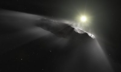 Interstellar visitor
