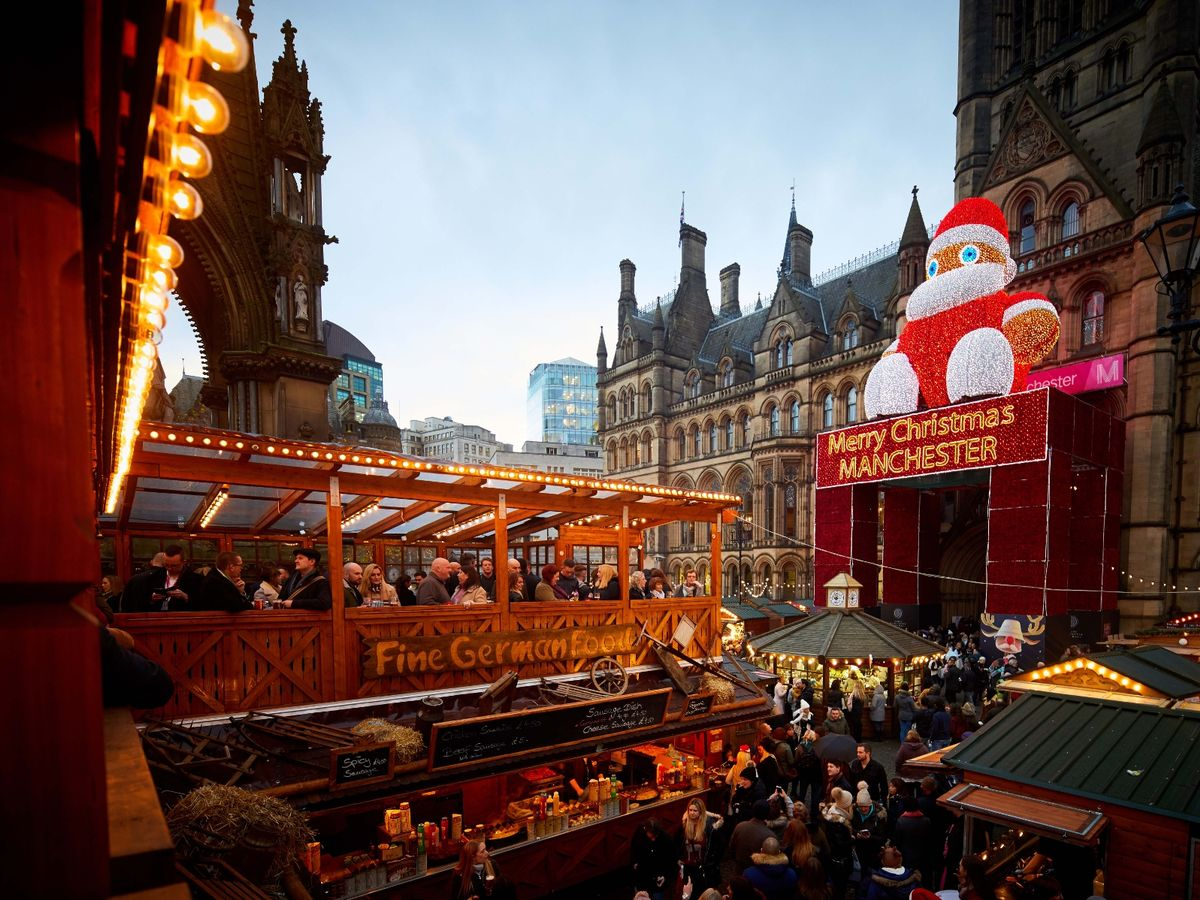 Manchesters Christmas Markets
