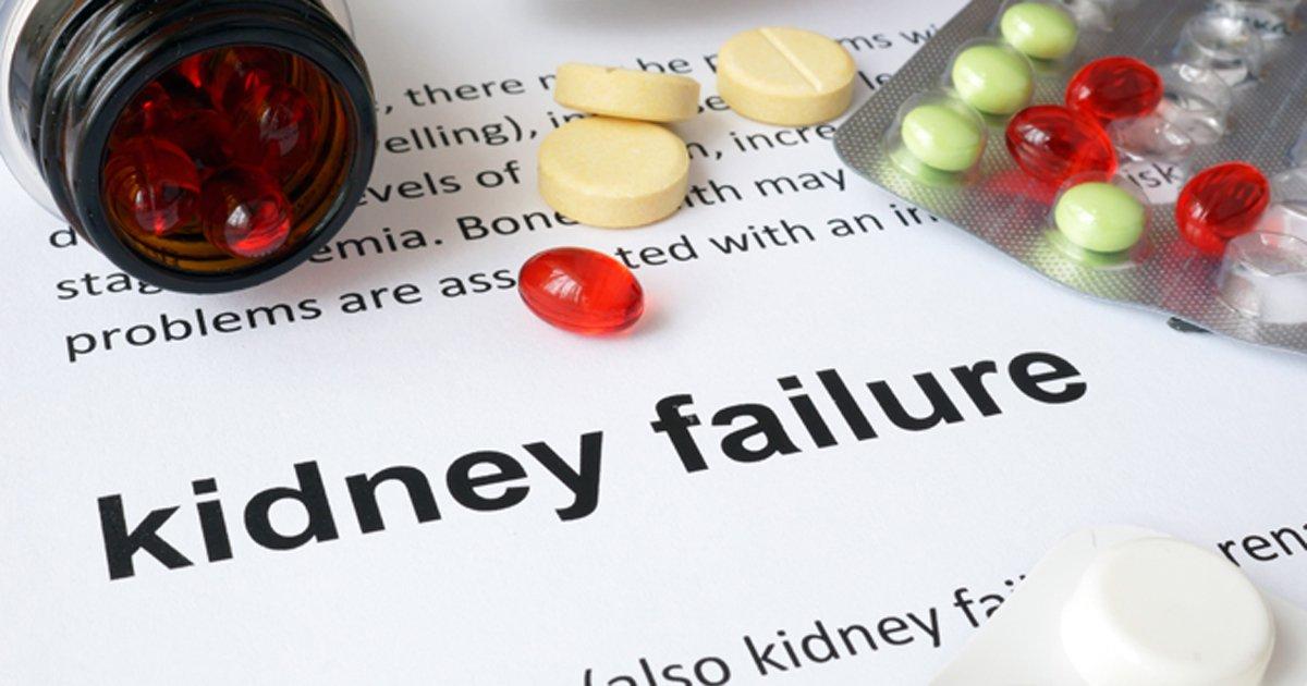 Pre-existing kidney disease
