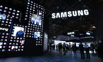 Samsung sees sales