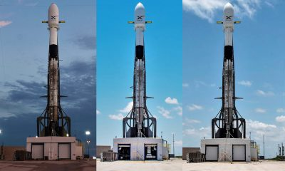 SpaceX ready for Falcon 9 launch