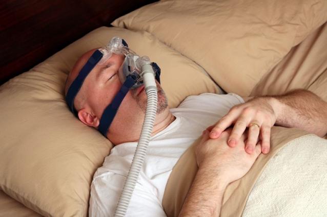 CPAP Helps Lower Blood Sugar