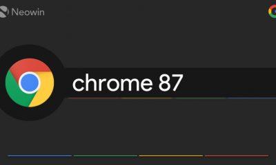 Chrome 87