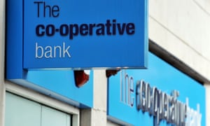 Co-op Bank reveals takeover