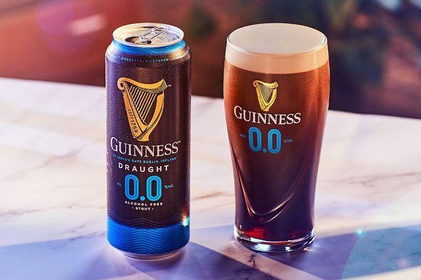 Guinness recalls