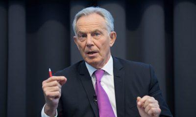 Tony Blair call