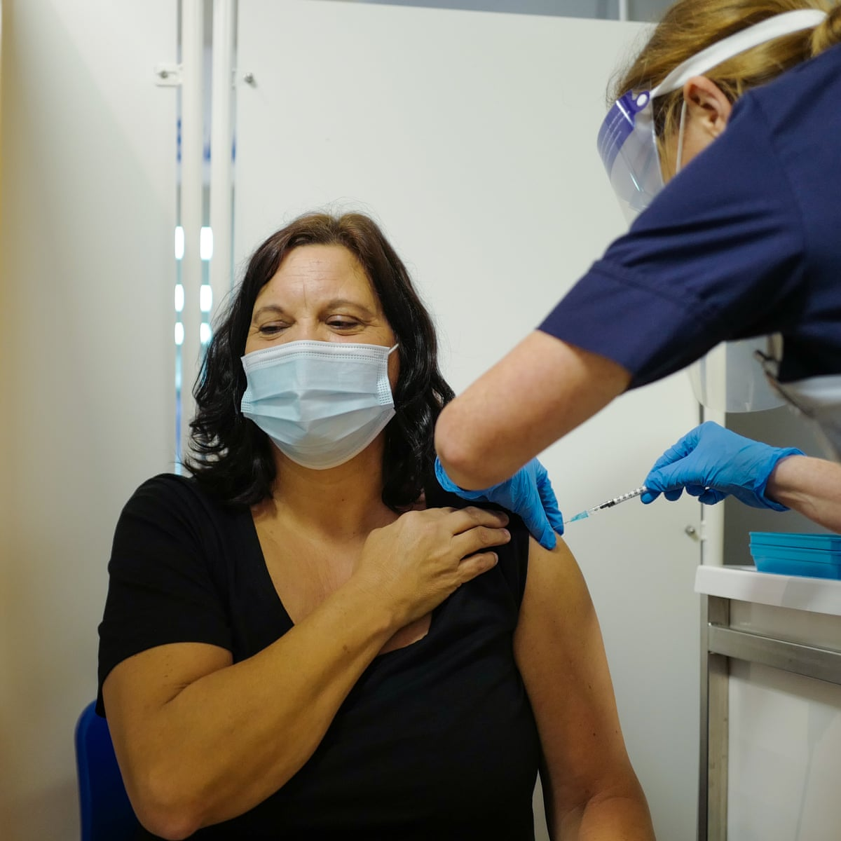 vaccine amid alarm