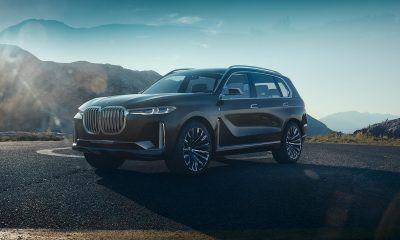 New BMW X8
