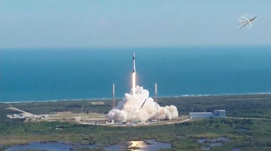 Northrup's ISS cargo