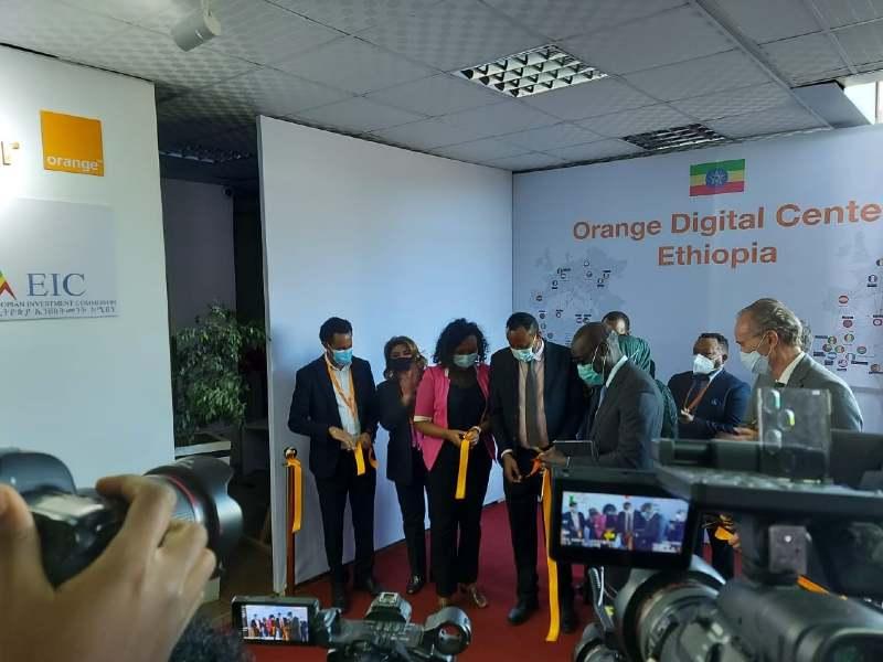 Orange Digital Centre