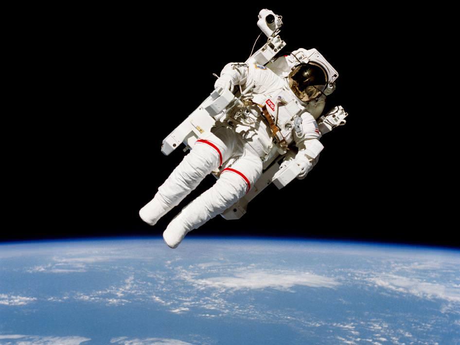 Spacewalking
